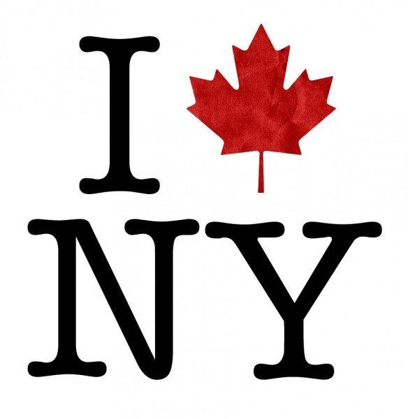 I (Canadian) NY